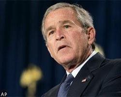 Джордж Буш не согласен с решением суда по узникам Гуантанамо