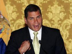 Предотвращено покушение на президента Эквадора