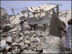ХАМАС признал, что виноват во взрыве в Газе