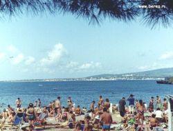 На Черном море открыт курортный сезон