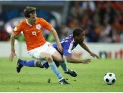 Голландия - Франция. Герой и разочарование