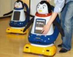 Уникальный робот пингвин «Pomi»