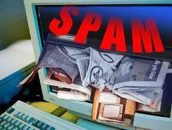 Спамеры используют новый тип спама