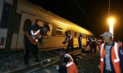 Комиссия назвала причину крушения поезда