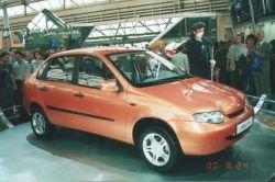 Автомобиль Lada Kalina ожидает существенный рестайлинг