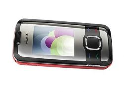 Новый цилиндрический телефон Nokia