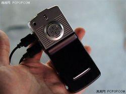 Китайцы встроили проектор в мобильный телефон