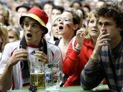 Предприниматели на ЕВРО-2008 не могут заработать на пиве и воде