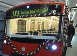 В Нюрнберге поезда в метро стали ездить без машинистов