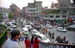 В Непале в результате взрыва в автобусном парке пострадали 12 человек