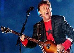 Пол Маккартни дал концерт для украинцев