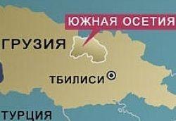 Цхинвали обстреливает грузинские села