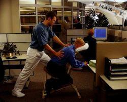 Рабочее место может лишить здоровья
