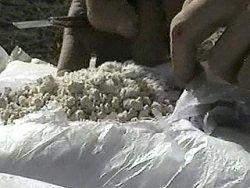Героин в Москве мешали с сахарной пудрой