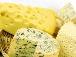 Россия наложила запрет на литовский сыр