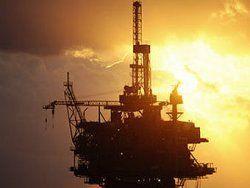 Добыча нефти на вышке в Северном море прекращена из-за пожара