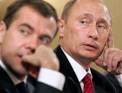 Дмитрий Медведев и Владимир Путин поделили рынок оружия