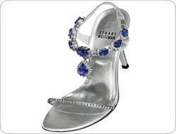 Легендарный дизайнер обуви создал босоножки за 2 млн долларов