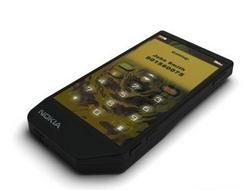 Концептуальный телефон Nokia ShapeShifting с жидкими кнопками