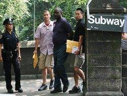 В Нью-Йорке в 23-й раз задержан маньяк, помешанный на метро