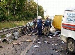 ГИБДД выявила в России самые опасные дороги