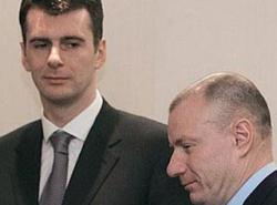 Прохоров подаст в суд на Потанина из-за Жириновского