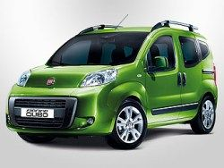 Компания Fiat представила пассажирскую версию фургона Fiorino