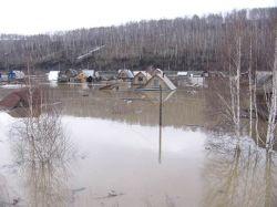 Сильные дожди затопили Ставрополье и Карачаево-Черкесию