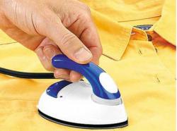 Совет: как гладить белье
