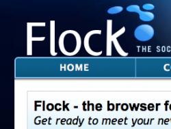 Социальный браузер Flock 2.0 Beta и Firefox 3 выходят одновременно