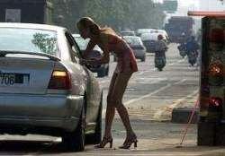 Европа не в силах справиться с проституцией
