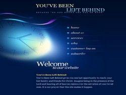 Youvebeenleftbehind.com: e-mail второго пришествия