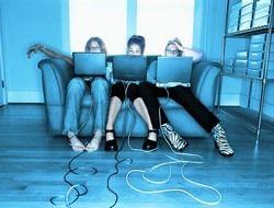 Социальные сети - не для пользователей старше 40