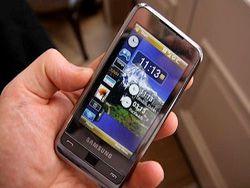 Samsung i900 OMNIA – первое живое видео, демонстрирующее интерфейс