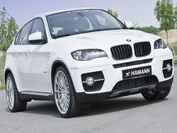 Тюнинг для BMW X6 от Hamann