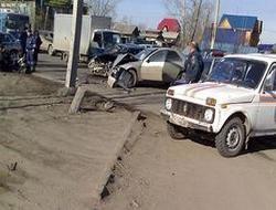 ГИБДД выявила 1800 самых аварийно-опасных точек России
