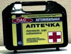 Intelligent First Aid Kit: интеллектуальная аптечка