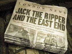 В Лондоне открылась уникальная выставка, посвященная Джеку-Потрошителю