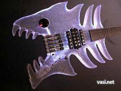 Креативный дизайн гитар