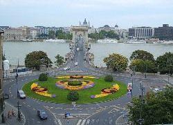 В Будапеште остановился весь общественный транспорт