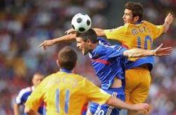Букмекеры предсказывают вылет Франции и Италии с Евро-2008
