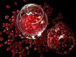 Гранатовый сок оказывает противовоспалительное действие