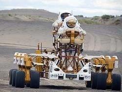 NASA провело испытания новых лунных роботов