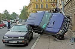 ГИБДД о любви россиян к нарушениям ДТП и особо опасных трассах
