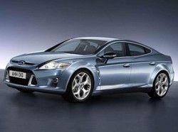 Каким будет роскошное купе от Ford в 2012 году