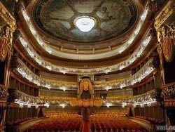 Интерьеры всемирно известных театров