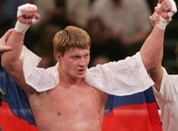 Александр Поветкин проведет официальный бой в подмосковном Чехове