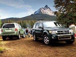 Новый Ford Escape готовится к выходу на российский рынок