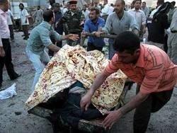 При взрыве в Багдаде погибли 11 человек