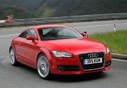 Audi втайне готовит TT-RS